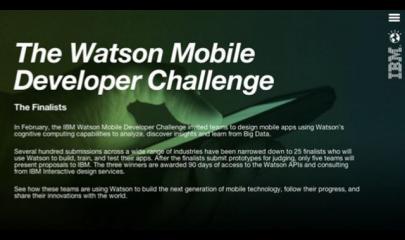 InteliWISE finalistą prestiżowego konkursu IBM Watson