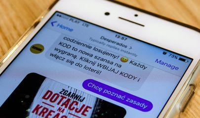 Dobry przykład wykorzystania inteligentnego chatbota? Zobacz jak to robi jeden z liderów branży FMCG
