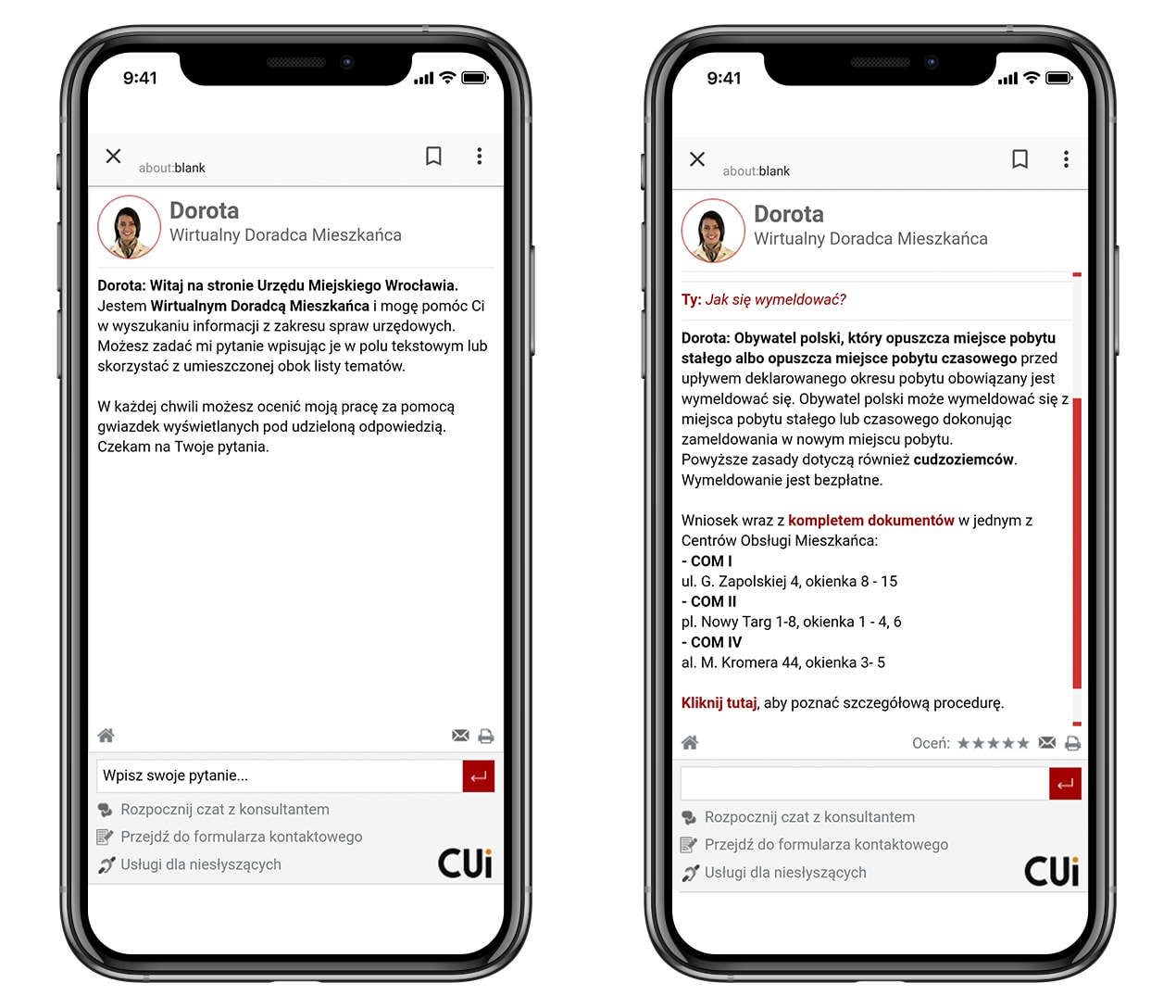 Thanks to AI, departments or ministries can markedly improve service, also saving taxpayers' money. Chatbot used as part of one of the most important and overloaded IT systems in Poland