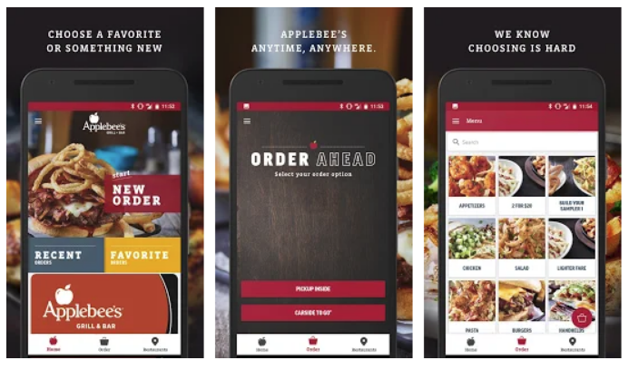 Applebee's: Voice Assistant for Order Support