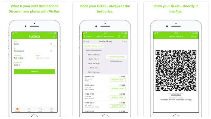 FlixBus: Voice Assistant for Transport