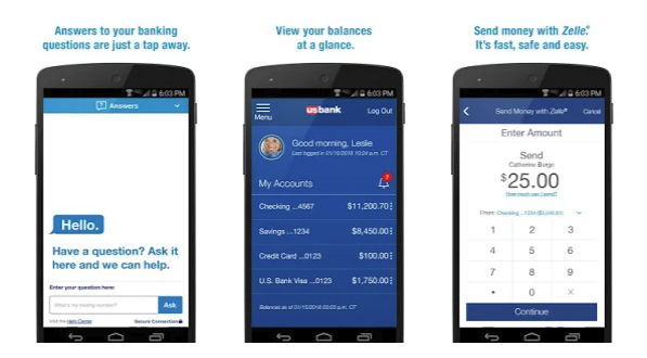 U.S. Bank: Voice Assistant for Customer Service