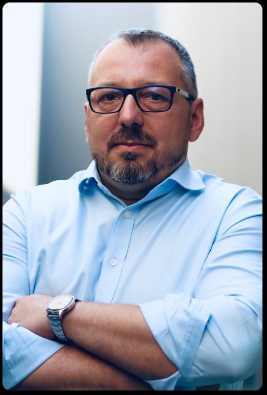 Dariusz Świdrak Agile Project Manager w InteliWISE