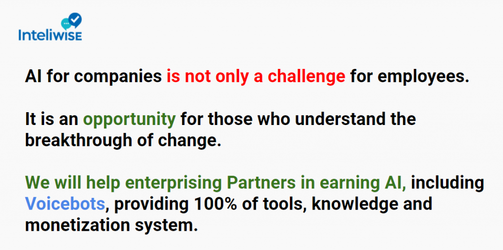 support for Partners from InteliWISE