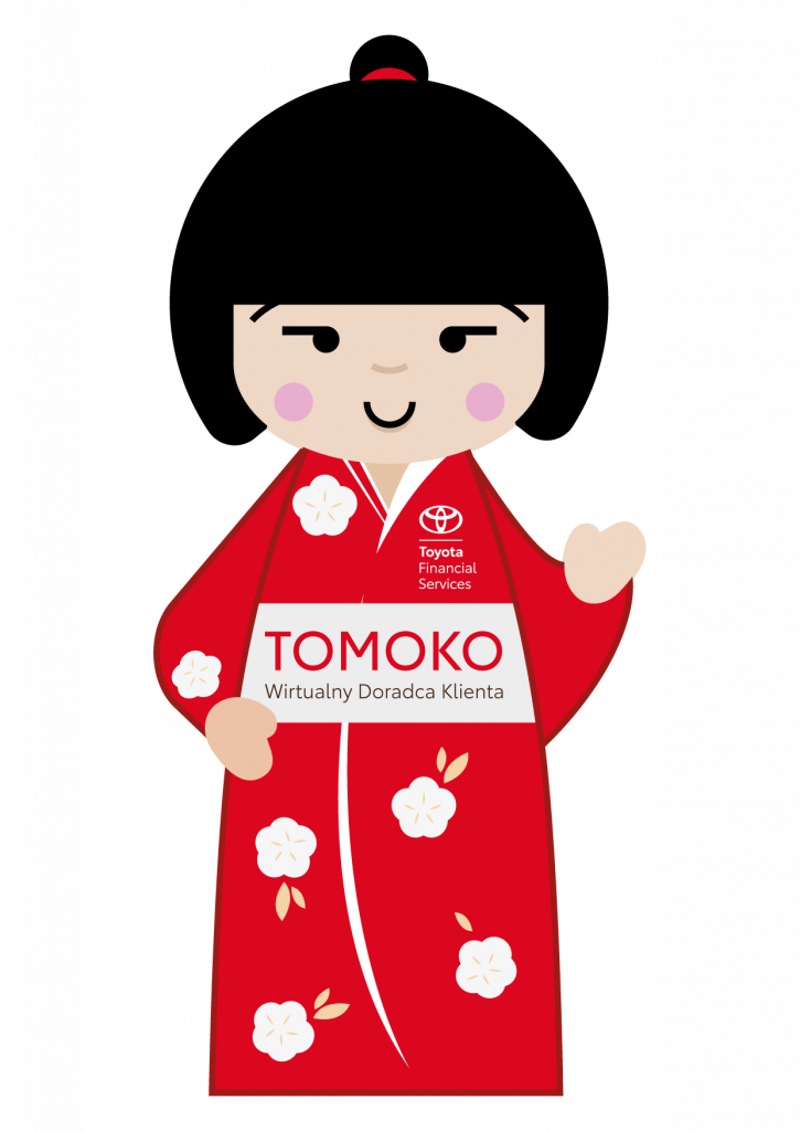 tomoko virtual advisor toyota bank and leasing from inteliwise.