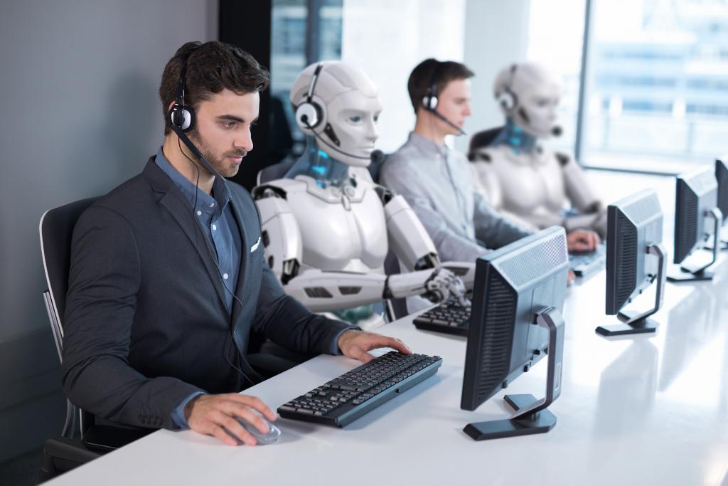 voicebot od inteliwise na infolinii w call center