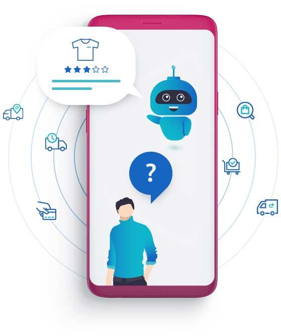 darmowy chatbot asystent zakupowy dla sklepow internetowych do konca 2020